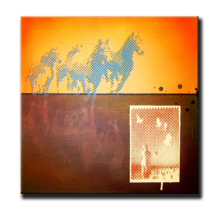 60 horses in my herd
