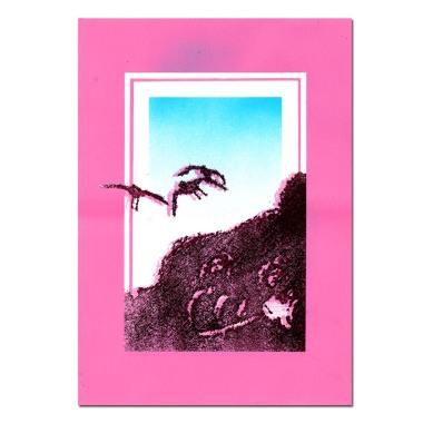 waiting pink